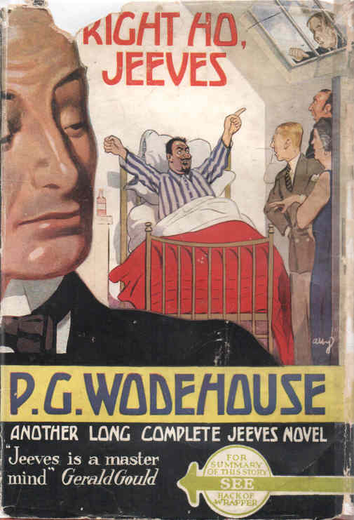 WODEHOUSE, P.G. - Right Ho, Jeeves