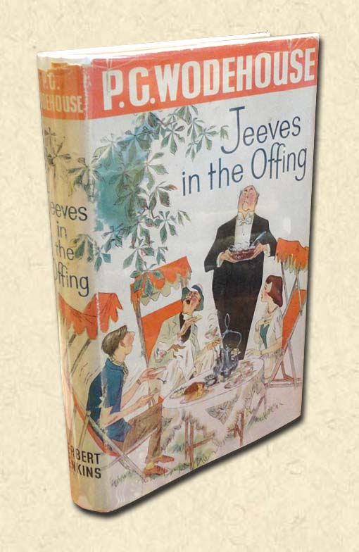 WODEHOUSE, P.G. - Jeeves in the Offing