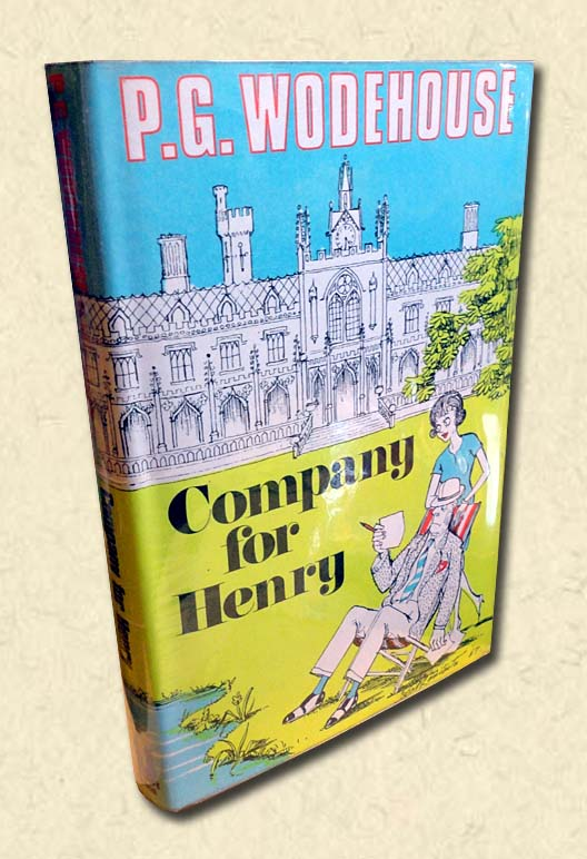 WODEHOUSE, P.G. - Company for Henry