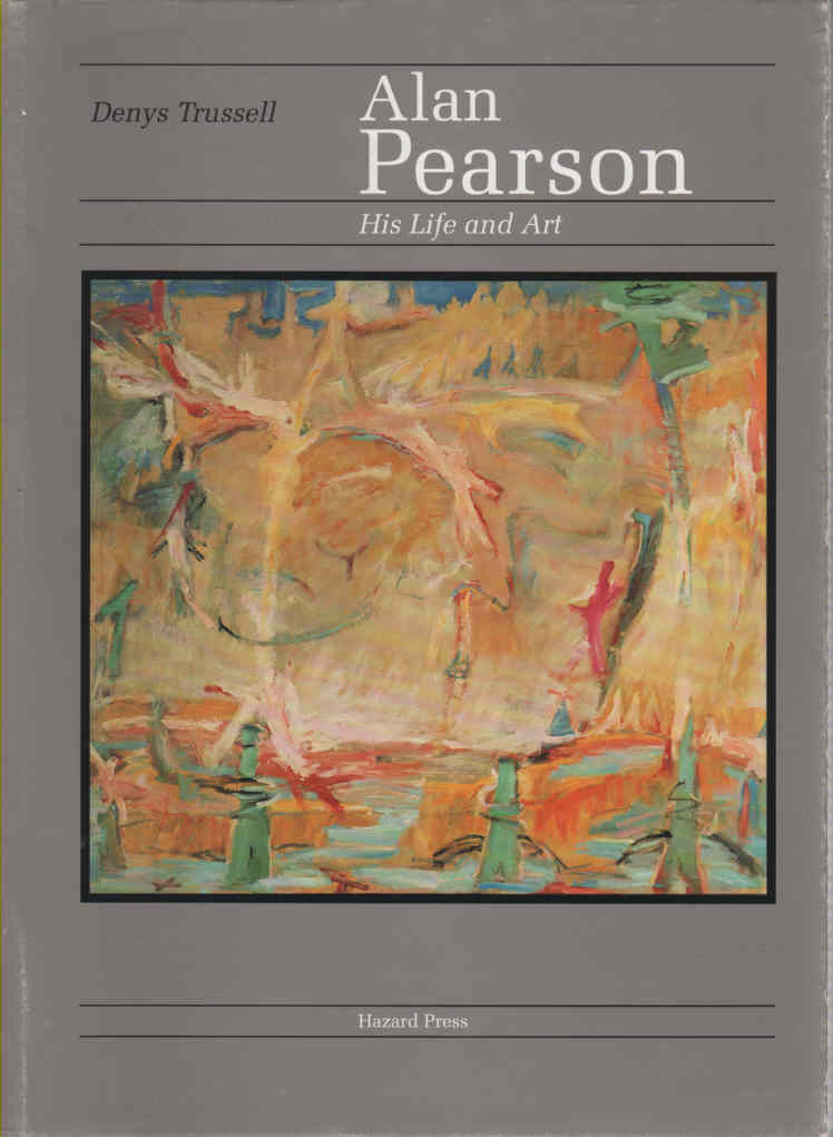 TRUSSELL, DENYS - Alan Pearson  His Life and Art