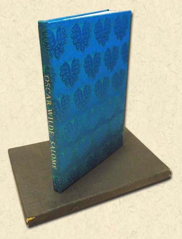 WILDE, OSCAR  (VYVYAN HOLLAND, TRANS.; FRANK MARTIN, ILLUS.) - Salome - Folio Society edition