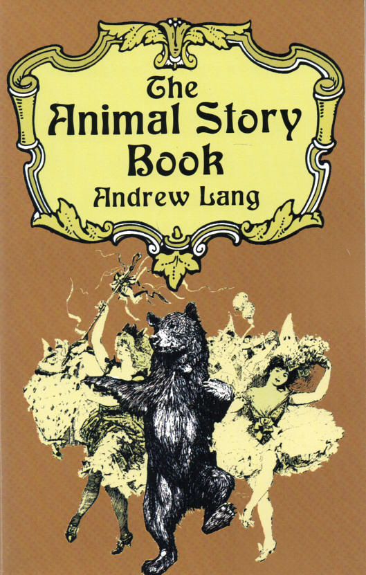 LANG, ANDREW - The Animal Story Book