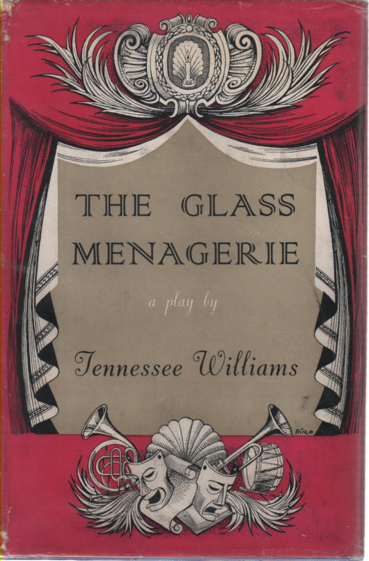WILLIAMS, TENNESSEE - The Glass Menagerie  A Play in Two Acts