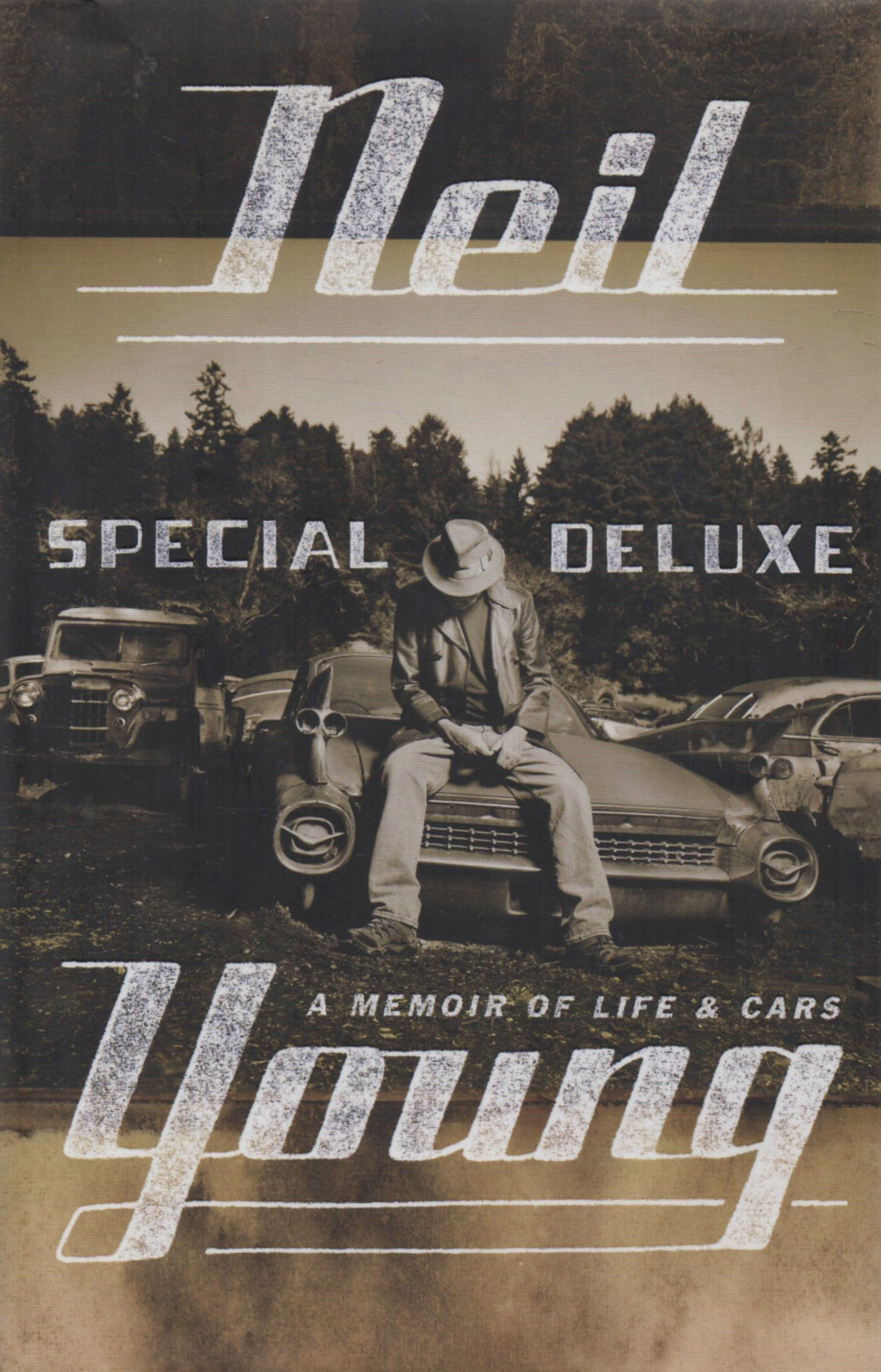 YOUNG, NEIL - Special Deluxe  A Memoir of Life and Cars