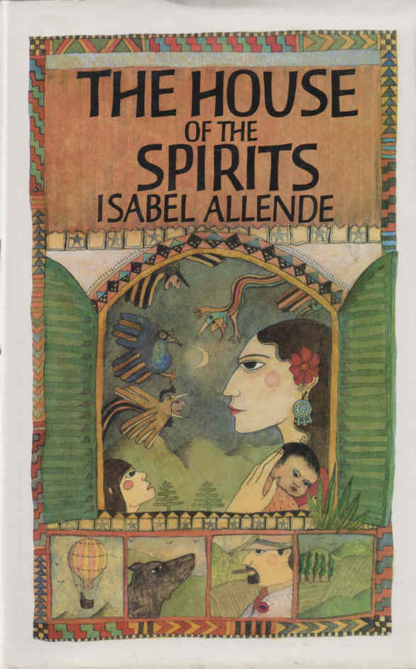 an analysis of exploring the masculine and feminine in isabel allendes the house of the spirits Belo horizonte | brazil.
